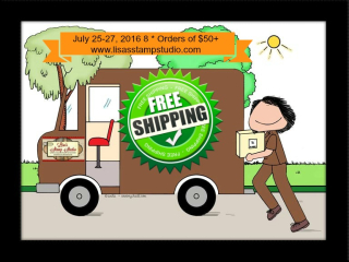 Free shipping UPS truck with LSS
