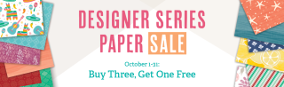 DSP sale October 2016 buy 3 get 1 free