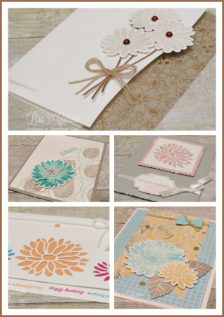 Special Reason/Stylish Stems, PDF Tutorial, Lisa's Stamp Studio, www.lisasstampstudio.com