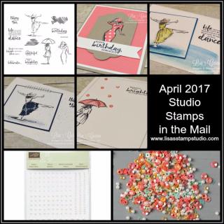 April 2017 Studio Stamps in the Mail, Autism Matters Blog Hop, Stampin' Up!, card, paper, craft, scrapbook, rubber stamp, hobby, how to, DIY, handmade, Live with Lisa, Lisa's Stamp Studio, Lisa Curcio, www.lisasstampstudio.com
