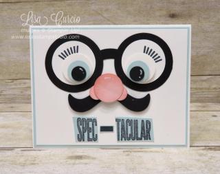 Cake Crazy Spec-Tacular, Lisa's Stamp Studio