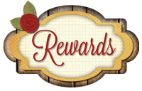 Lisa's Stamp Studio Rewards button