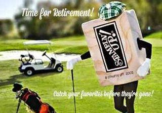 Retired golfer image