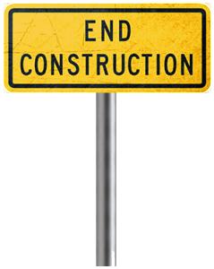 Construction End