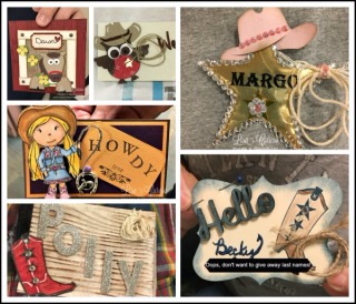 Western Theme event, Stampin' Up!, card, paper, craft, scrapbook, rubber stamp, hobby, how to, DIY, handmade, Live with Lisa, Lisa's Stamp Studio, Lisa Curcio, www.lisasstampstudio.com