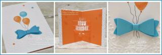 Super Duper Pop Up Party Card, Stampin' Up!, card, paper, craft, scrapbook, rubber stamp, hobby, how to, DIY, handmade, Live with Lisa, Lisa's Stamp Studio, Lisa Curcio, www.lisasstampstudio.com
