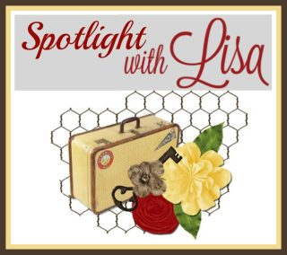 Spotlight with Lisa  Live project demonstrations  www.lisasstampstudio.com  Lisa's Stamp Studio
