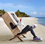 Retired List in beach chair