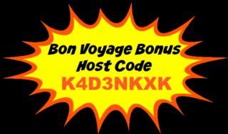 Bonus host code