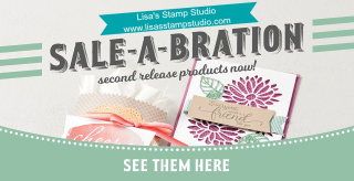 Sale-A-Bration second release new products, Stampin' Up!, card, paper, craft, scrapbook, rubber stamp, hobby, how to, DIY, handm
