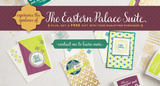 Eastern Palace Bundle  Lisa's Stamp Studio  www.lisasstampstudio.com