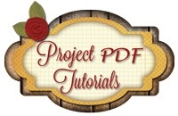 Lisa's Stamp Studio, Project PDF Tutorial Library, paper crafts, handmade, cards, stamping, stamp, diy
